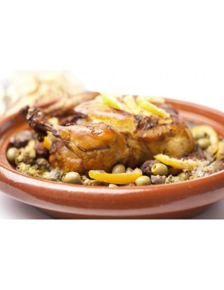 Tajine marocain decor essaouira