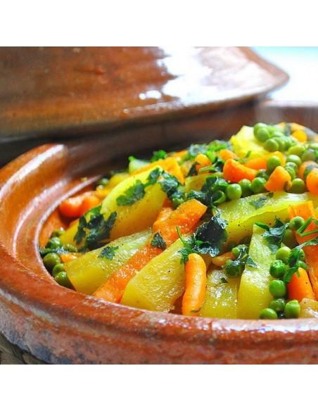 Tajine marocain Warda, tagine artisanal