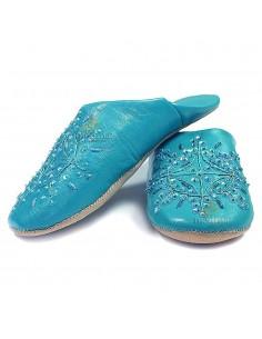 https://moroccodeco.com/babouches-femmes/537-babouche-marocaine-originales-paloma-turquoise.html