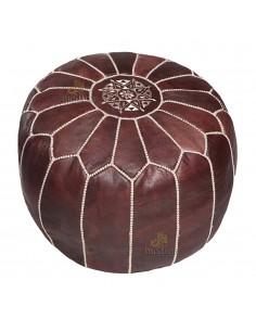 https://moroccodeco.com/poufs/410-pouf-design-cuir-marocain-marron-fonce-et-coutures-beige-pouf-en-cuir-veritable-fait-main.html