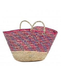 https://moroccodeco.com/panier-marocain-design-avec-poignees-en-corde-tressee-violet