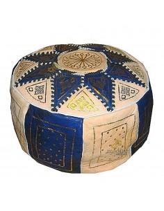 https://moroccodeco.com/poufs/251-pouf-fassi-en-cuir-ivoire-et-bleu-marine-pouf-en-cuir-veritable-fait-main.html