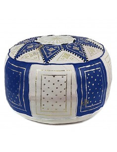 https://moroccodeco.com/poufs/255-pouf-fassi-en-cuir-bleu-et-blanc-pouf-marocain-en-cuir-veritable-fait-main.html
