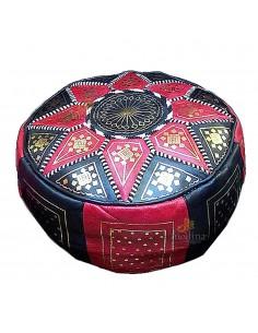 https://moroccodeco.com/poufs/259-pouf-fassi-en-cuir-rouge-et-noir-pouf-marocain-en-cuir-veritable-fait-main.html