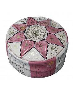 https://moroccodeco.com/poufs/261-pouf-fassi-en-cuir-rose-et-blanc-pouf-marocain-en-cuir-veritable-fait-main.html