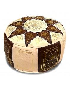 https://moroccodeco.com/poufs/262-pouf-fassi-en-cuir-ivoire-et-chocolat-pouf-marocain-en-cuir-veritable-fait-main.html