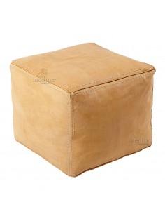 https://moroccodeco.com/poufs/285-pouf-carre-en-cuir-surpique-couleur-naturelle-pouf-haute-qualite-entierement-fait-main.html