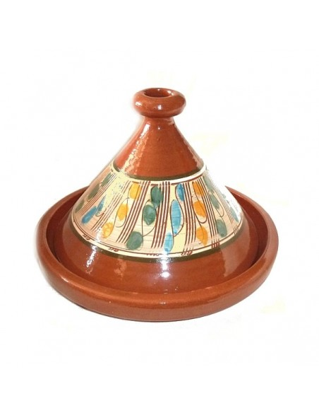 Tajine marocain Berbere, tagine artisanal