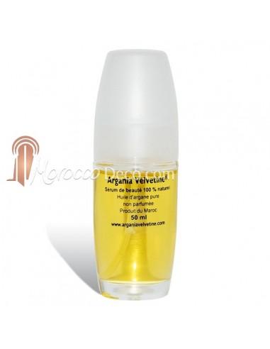 Huile d'argan bio cosmetique pure et naturelle 50ml