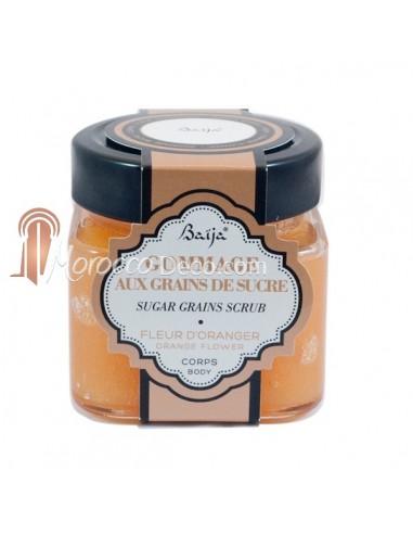 Gommage au Sucre d'Oranger