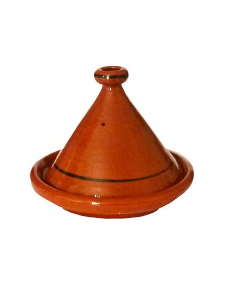 Tajine marocain avec evacuation vapeur, tagine artisanal
