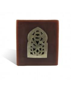 https://moroccodeco.com/photophores/368-photophore-chocolat-cube-motif-porte-arcade-metal.html
