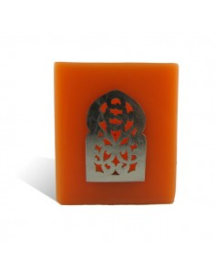 https://moroccodeco.com/photophore-orange-cube-motif-porte-arcade-metal