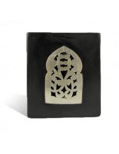 https://moroccodeco.com/photophore-noir-cube-motif-porte-arcade-metal